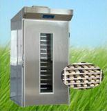Tireurs d'epreuves durables de crémaillère de mise en virage de construction pour montrer le procédé des produits de boulangerie et de pâtisserie