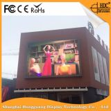 Alta qualità schermo pieno esterno P6 della fase LED di colore di video