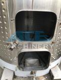 Edelstahl-Wein-Sammelbehälter mit seitlichem Einsteigeloch (ACE-CG-R5)
