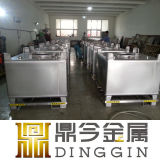 Contenitore del serbatoio dell'acciaio inossidabile 316L IBC per i prodotti chimici