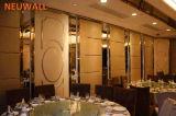 Sistemi mobili acustici del muro divisorio per sala per conferenze/Corridoio/hotel multiuso