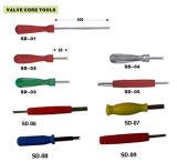 Alarme d'outil de réparation de pneu d'outil de noyau de CoValve (AK-200FC/C4)