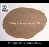 Ossido di alluminio del Brown per i media abrasivi