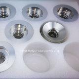 De aangepaste CNC Hoge Precisie die de Schachtgeleiding van de Zuiger van het Aluminium van het Deel Voor Bouw machinaal bewerkt graaft Machine