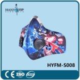 Il neoprene respirabile maschera la maschera di protezione mezza per il riciclaggio dello Snowboard del pattino del motociclo del motociclista