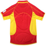 O costume Sublimated pratica o rugby Jersey