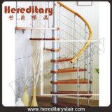Diseño moderno ahorro de espacio escalera de caracol (SJ-3007)