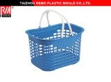 Muffa di plastica del cestino di alta qualità