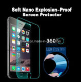 Soft Nano Anti-Explosion Clear Screen Protector per iPhone6