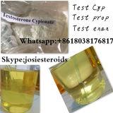 Testar a testosterona esteróide crua Cypionate da injeção saudável da CYP para o edifício do músculo