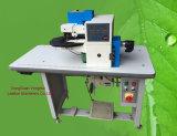 Máquina de cimentação e de dobramento Jl-685 do couro computarizado automático usado da borda