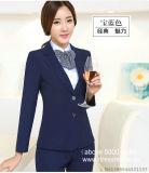 新しい女性スーツの韓国の女性実業家の形式的なスーツ
