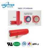 전자 담배, 플래쉬 등, 신용 카드 POS 기계, 의료 기기 건전지를 위한 3.7V 2100mAh 18650