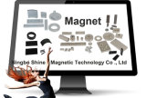 Überzug-Nickel-kleiner kundenspezifischer Neodym-Magnet des Magnet-N50