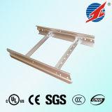 縦に統合された鋼鉄ケーブル・トレーおよびケーブルの梯子