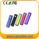 Sale 최신 Customized Logo 2600mAh Mobile Power 은행 (EP-002)