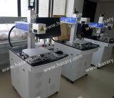 Máquina plástica da marcação do laser da fibra do metal da elevada precisão (HL-F20)