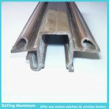 Berufsfabrik-Metall, das ausgezeichneten Oberflächenbehandlung-industriellen Aluminiumstrangpresßling aufbereitet