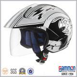 涼しい半分の表面安全オートバイまたはスクーターのヘルメット(OP205)