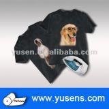 Het donkere Document van de T-shirt van de Overdracht van Inkjet van de Hitte 140g