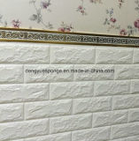Carta da parati molle della gomma piuma 3D della protezione della camera da letto dei bambini