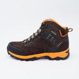 Люди неподдельной кожи Hiking ботинки напольных спортов ботинок
