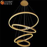 Iluminación cristalina de la lámpara con el cristal cristalino o chino K9 de Asfour