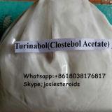 Esteroides anabólicos de la testosterona androgénica sin procesar 4-Chlorodehydromethyl de Turinabol