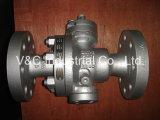 Шариковый клапан литой стали API 6D для петролеума