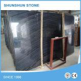 Marmo di legno nero antico, marmo di legno nero della vena