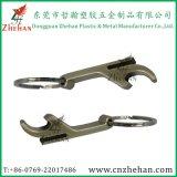 Пользовательские печатных металла брелок для содействия