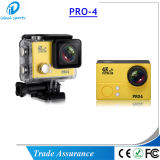 "PRO4 WiFi Action Camera 4k 30fps 2.0 "" LCD Ultra-HD 1080P 60fps 14MP Sport Video Waterproof Camera für HDMI Handels-heraus Fpv"