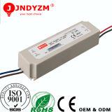 Boîtier en plastique étanche IP67 sortie unique 40W Constant Current LED Driver