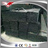 Cuadrado y tubo hueco rectangular del acero estructural de la sección
