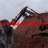 Vibration ad alta frequenza Ripper per Excavator