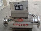Электронная водоочистка, Descaling и размягчая