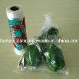 Пластичные мешки замораживателя для еды