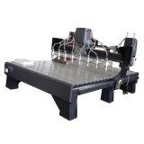 Macchina per incidere di legno della macchina della macchina di CNC del router di CNC che intaglia macchina (VCT-2125W-8H)