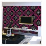 3D Wallpaper pvc Modern Design 3D Wallpapers voor Home Decoration