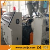 Chaîne de production ondulée de pipe de double mur de PE/PP/PVC certificat de la CE