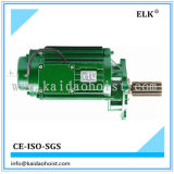 최신 Sales 0.25kw Crane Geared Motor Without Buffer