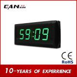 [Ganxin] 1.8 인치 소형 발광 다이오드 표시 주문을 받아서 만들어진 알루미늄 프레임 벽시계