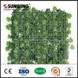 Installaties van de Bladeren van het Decor van Sunwing de Goedkope anti-Uv Groene Kunstmatige voor de Tuin van het Huis