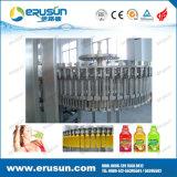 máquina de enchimento quente do suco do frasco redondo do animal de estimação 1.5liter