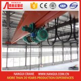 Одиночный кран балочного моста для регулировать материал