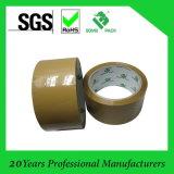 BOPP cinta de embalaje del rodillo enorme OPP cinta de embalaje marrón Cinta de embalaje