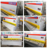 Hydraulische Scherende Machine Nc met E21s Systeem