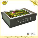 Gioco dei bambini di puzzle del puzzle del cartone