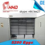 يمسك 5000 بيضات آليّة دجاجة بيضة محضن لأنّ دواجن تجهيز [إو-5280]