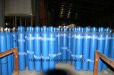 Fabricante oxígeno-gas del cilindro de gas del cilindro ISO9809 40L 150bar China